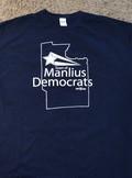 Manlius Democrats T-shirt