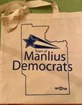 Manlius Democrats Canvas Bag